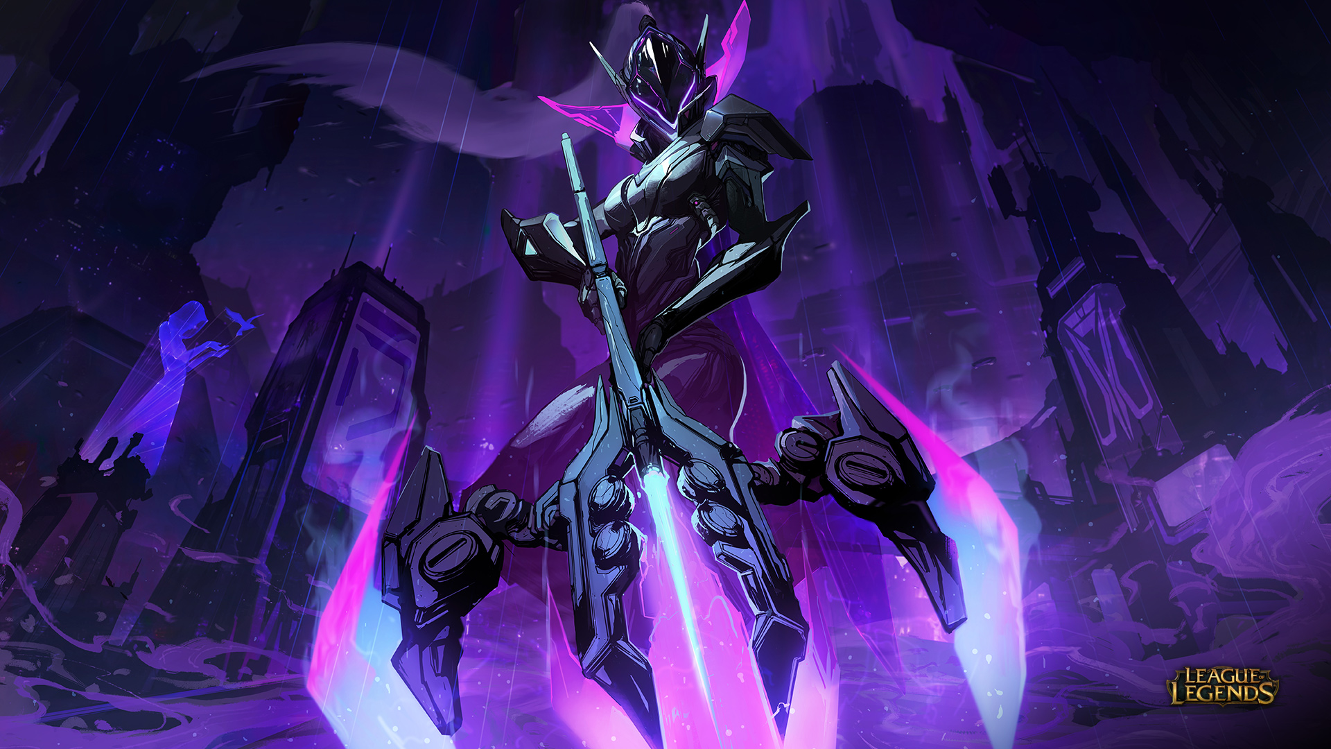 Project Vayne Hd Wallpaper Background Image 1920x1080