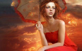 Fantasy - Women Wallpapers and Backgrounds ID : 88492