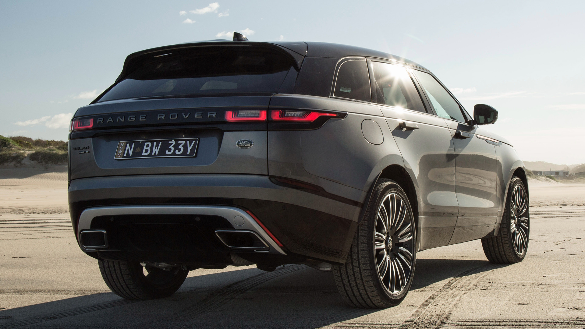 2017 Range Rover Velar R Dynamic Hd Wallpaper Background