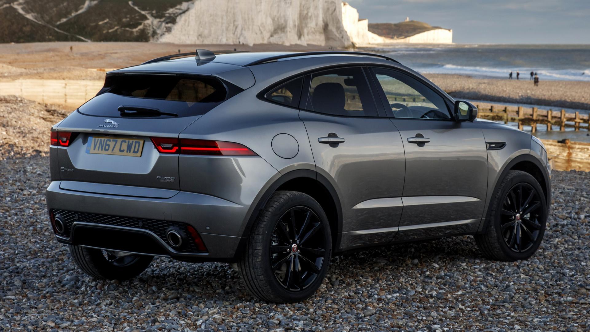 2017 Jaguar E-Pace R-Dynamic HD Wallpaper | Background ...