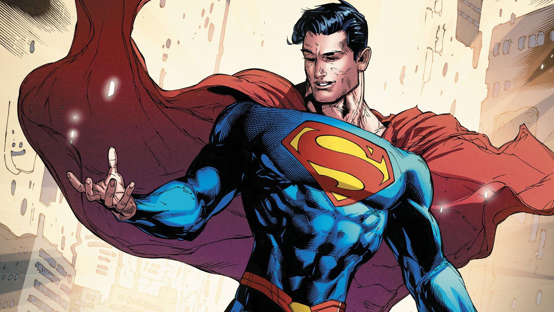 Comics - Superman  DC Comics Wallpaper