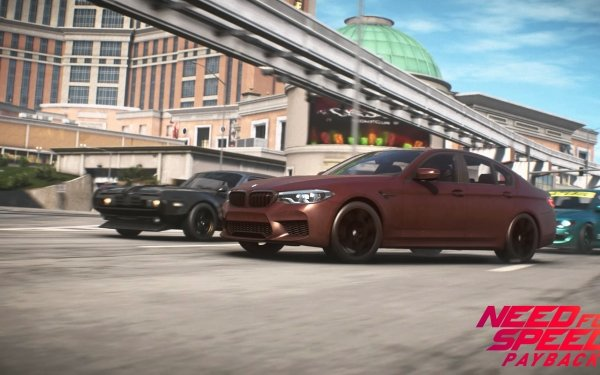 Video Game Need for Speed Payback Need for Speed BMW BMW M5 Need For Speed Car HD Wallpaper | Background Image