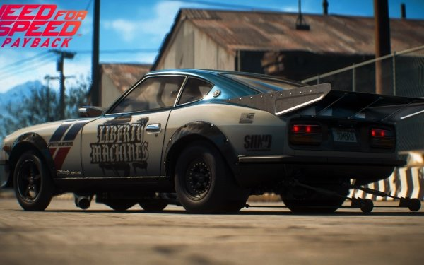 Video Game Need for Speed Payback Need for Speed Nissan Nissan 240ZG Need For Speed Car HD Wallpaper | Background Image