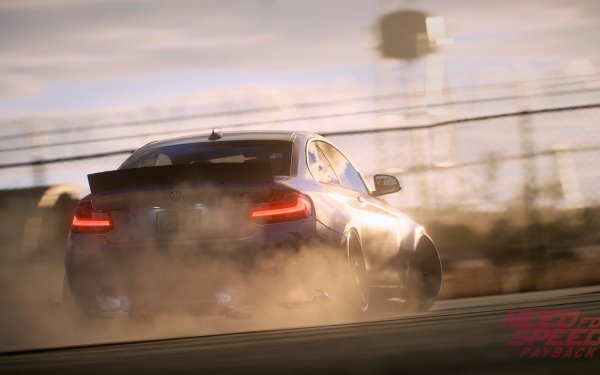Video Game Need for Speed Payback Need for Speed BMW BMW M2 Need For Speed Car HD Wallpaper | Background Image