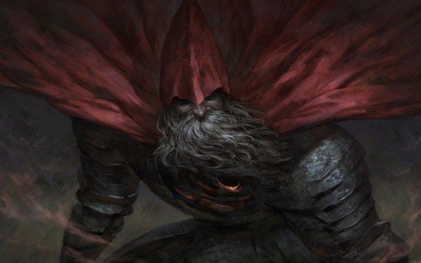Video Game Dark Souls III Dark Souls Warrior Man Armor Beard Knight HD Wallpaper   Background Image