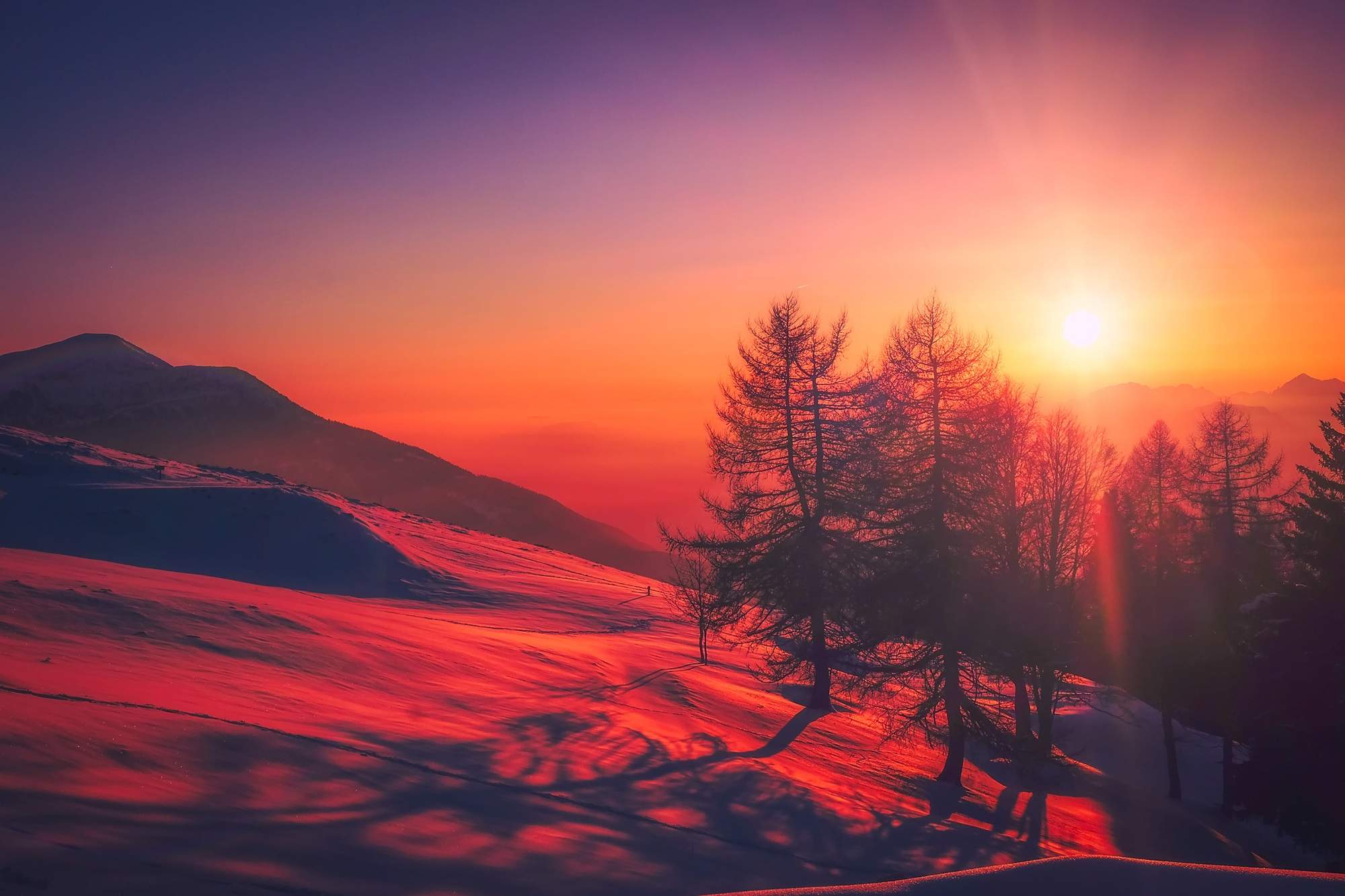 579 Sunrise Hd Wallpapers Background Images Wallpaper Abyss