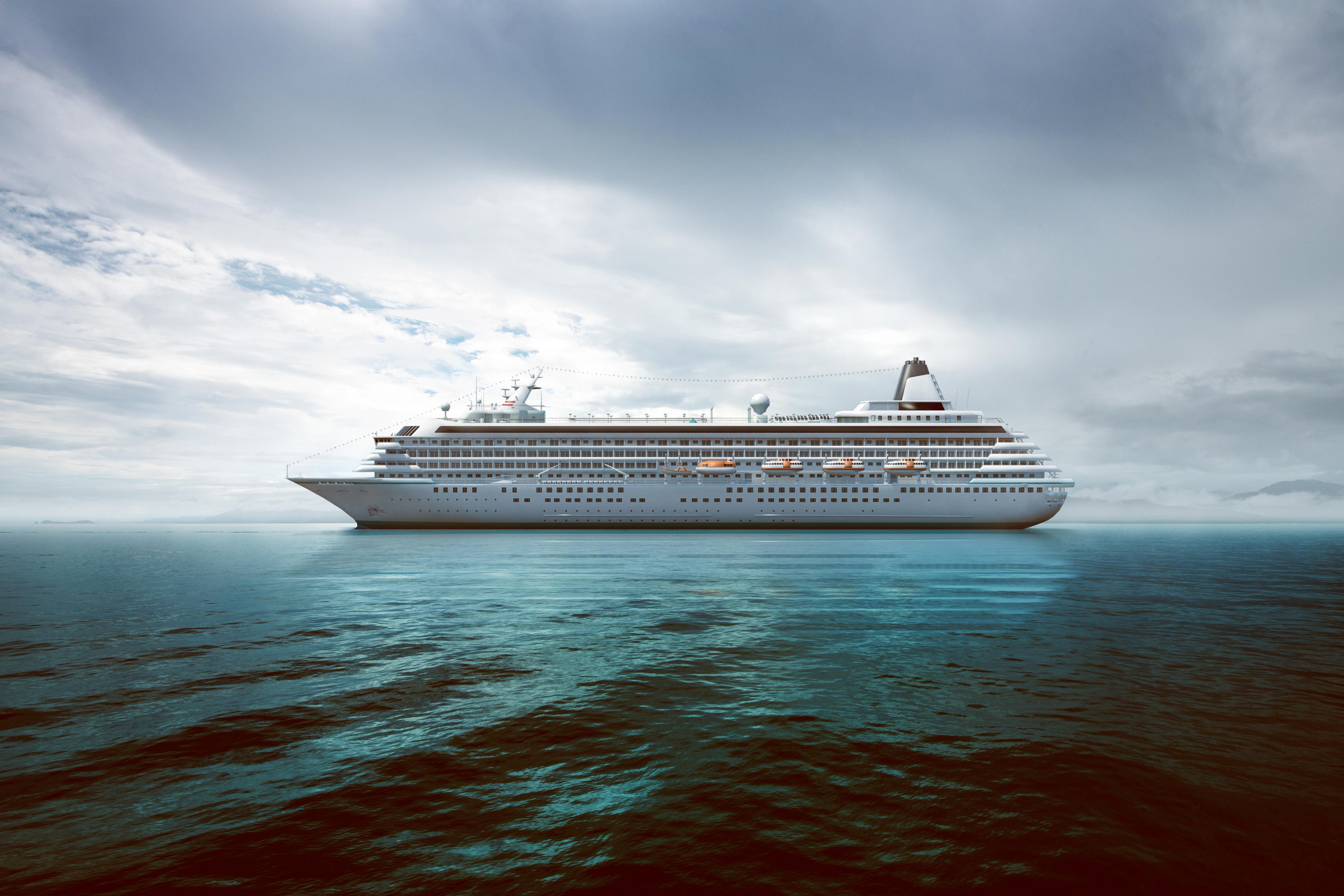 Cruise Ship 4k Ultra Hd Wallpaper Background Image 4200x2800