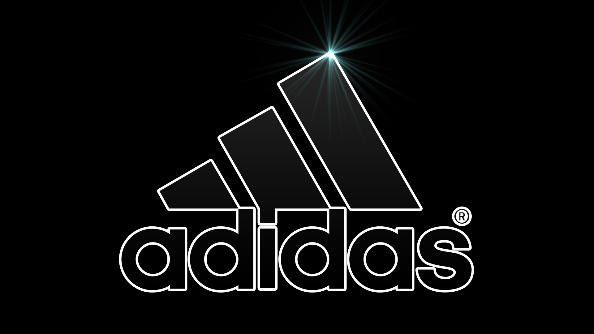 Adidas Logo Hd Wallpaper Background Image 1920x1080 Id
