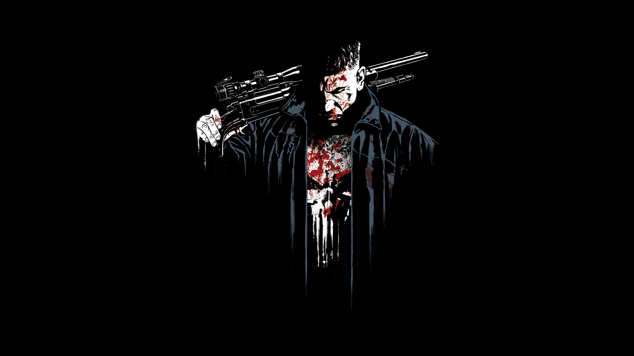The Punisher Fondo De Pantalla Hd Fondo De Escritorio