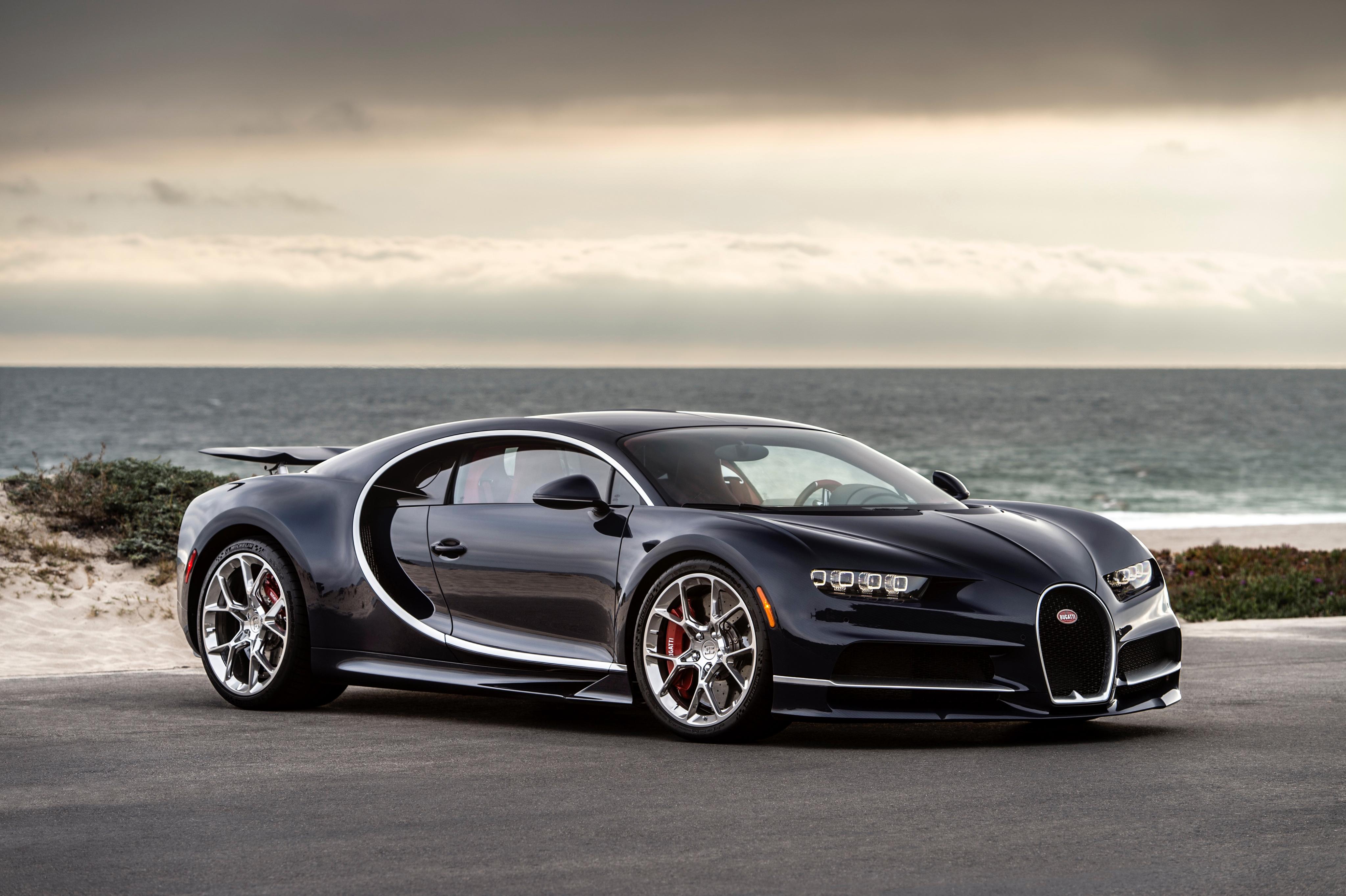 Bugatti chiron обои на рабочий стол 6
