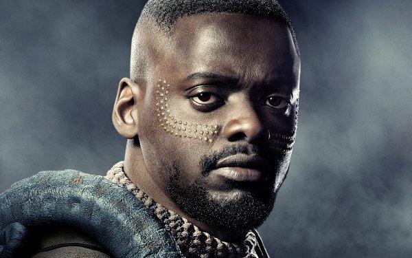 Movie Black Panther Daniel Kaluuya W'Kabi HD Wallpaper | Background Image