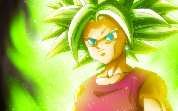 Anime Dragon Ball Super Dragon Ball Kefla HD Wallpaper   Background Image