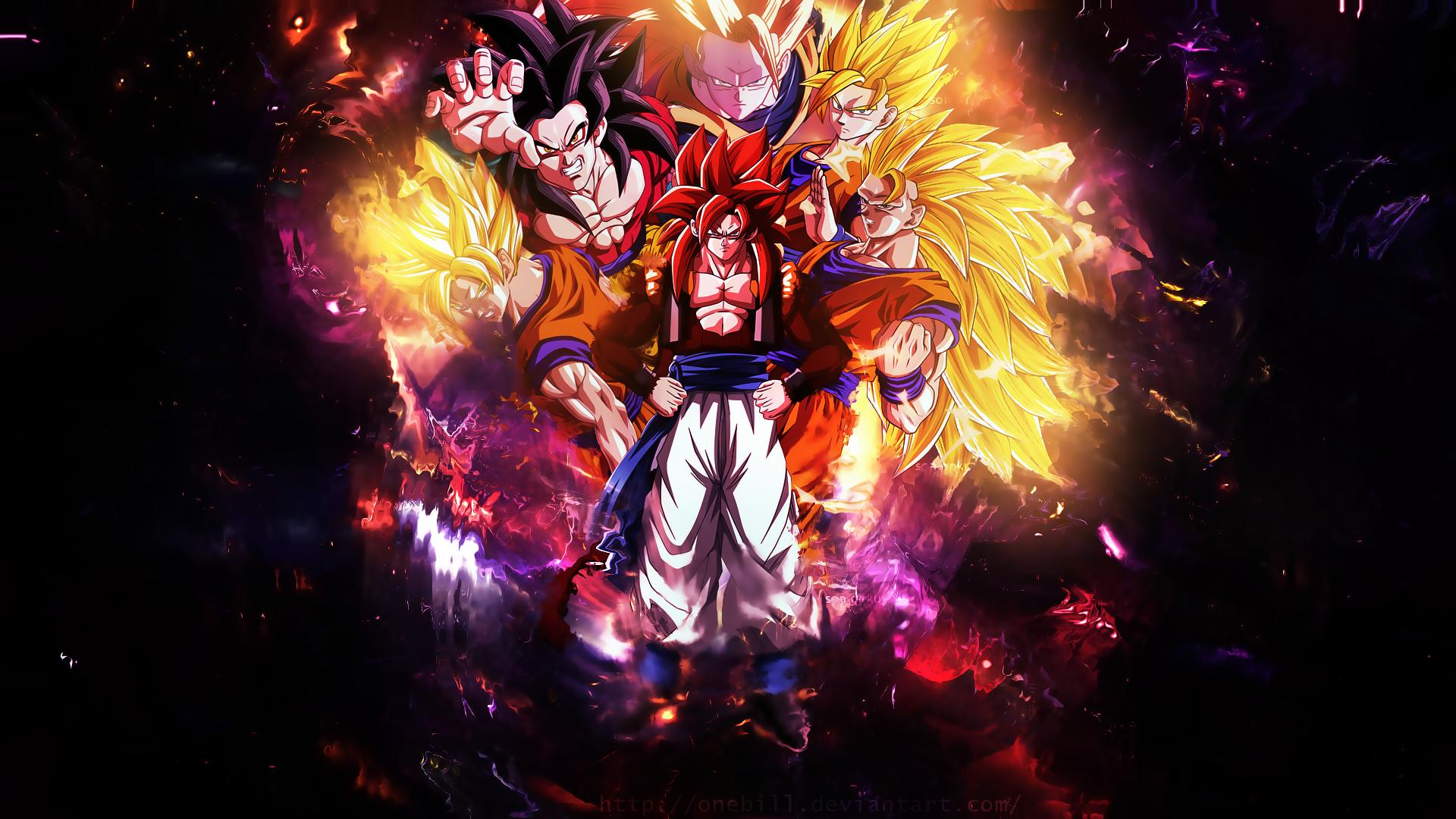 Goku Wallpapers Wallpaper Cave Hd Wallpaper Background Image