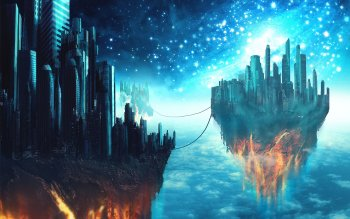 Science-Fiction - Großstadt Wallpapers and Backgrounds ID : 88912