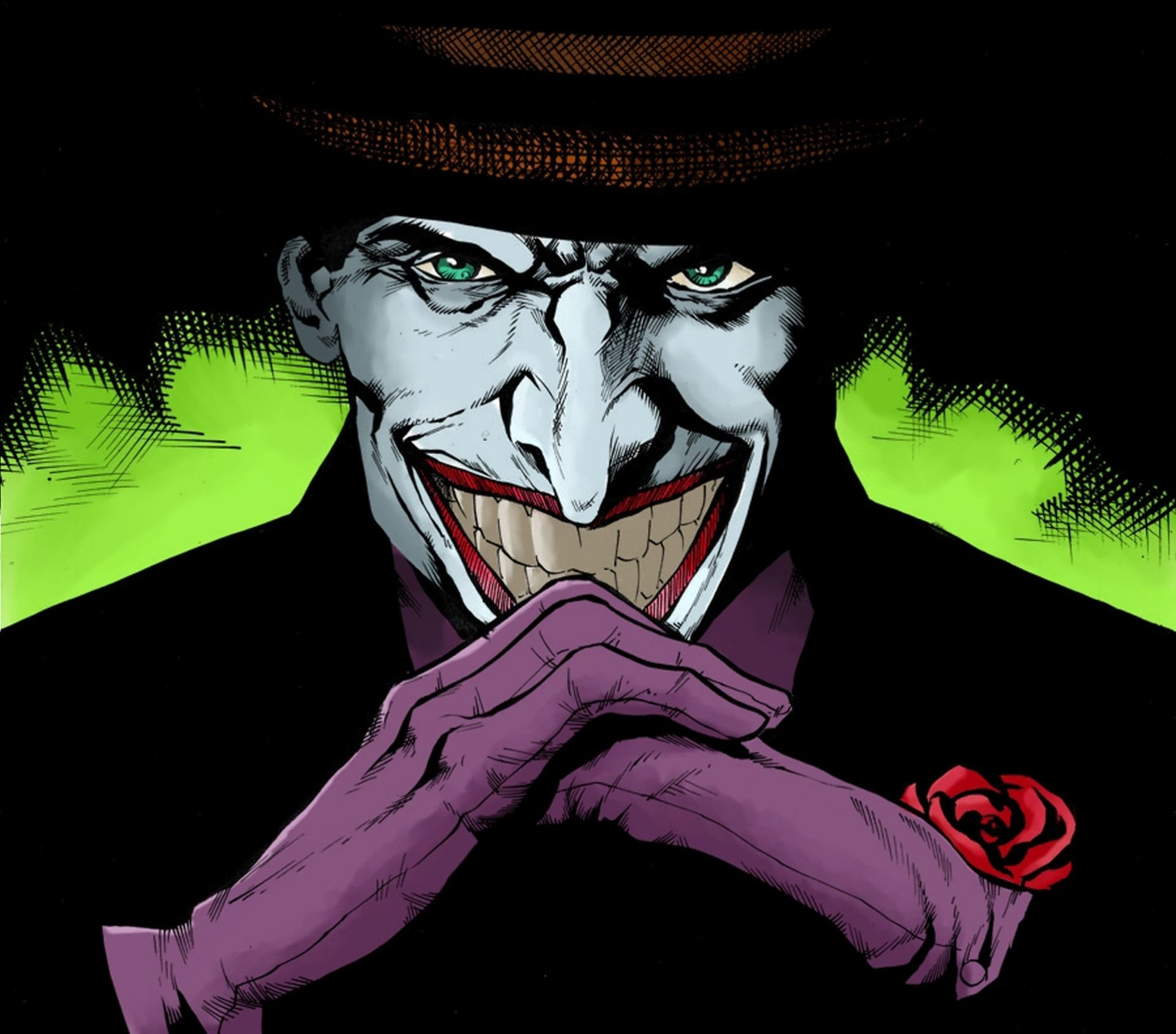 Comics - The Joker  Joker Fondo de Pantalla