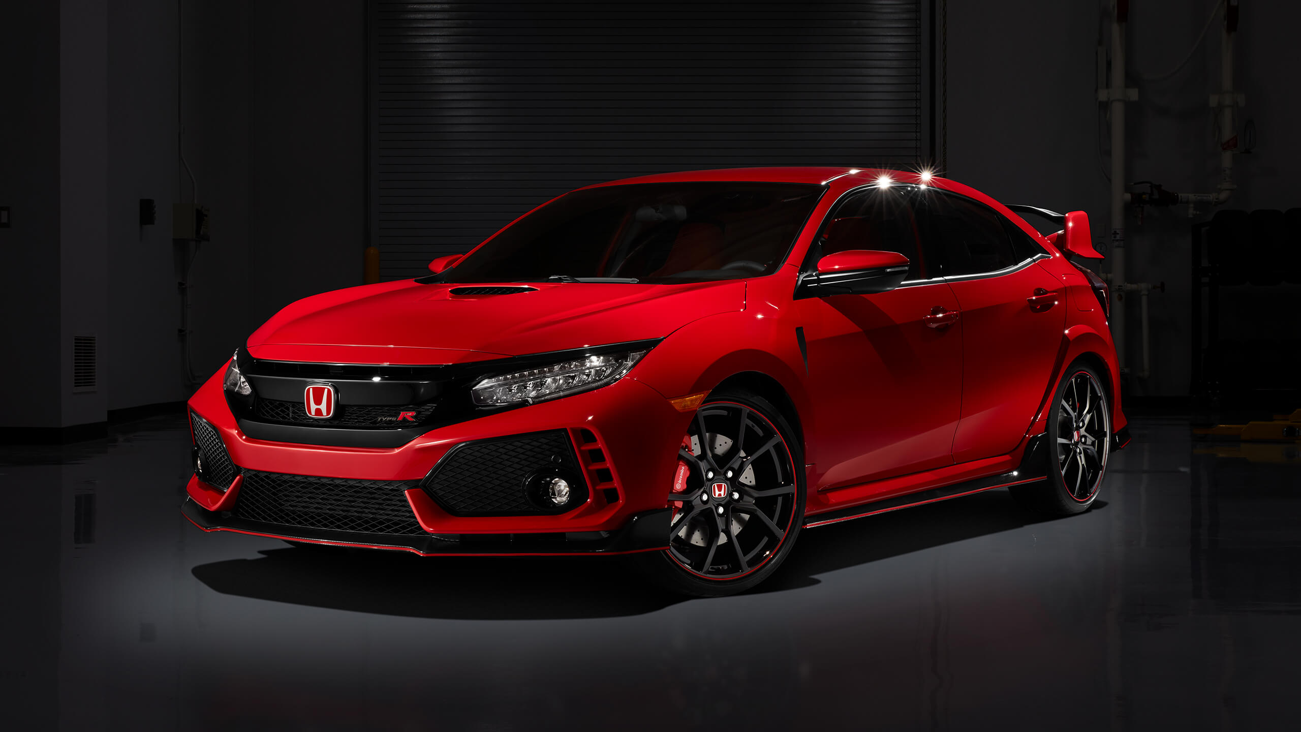16 Honda Civic Type R Hd Wallpapers Background Images Wallpaper