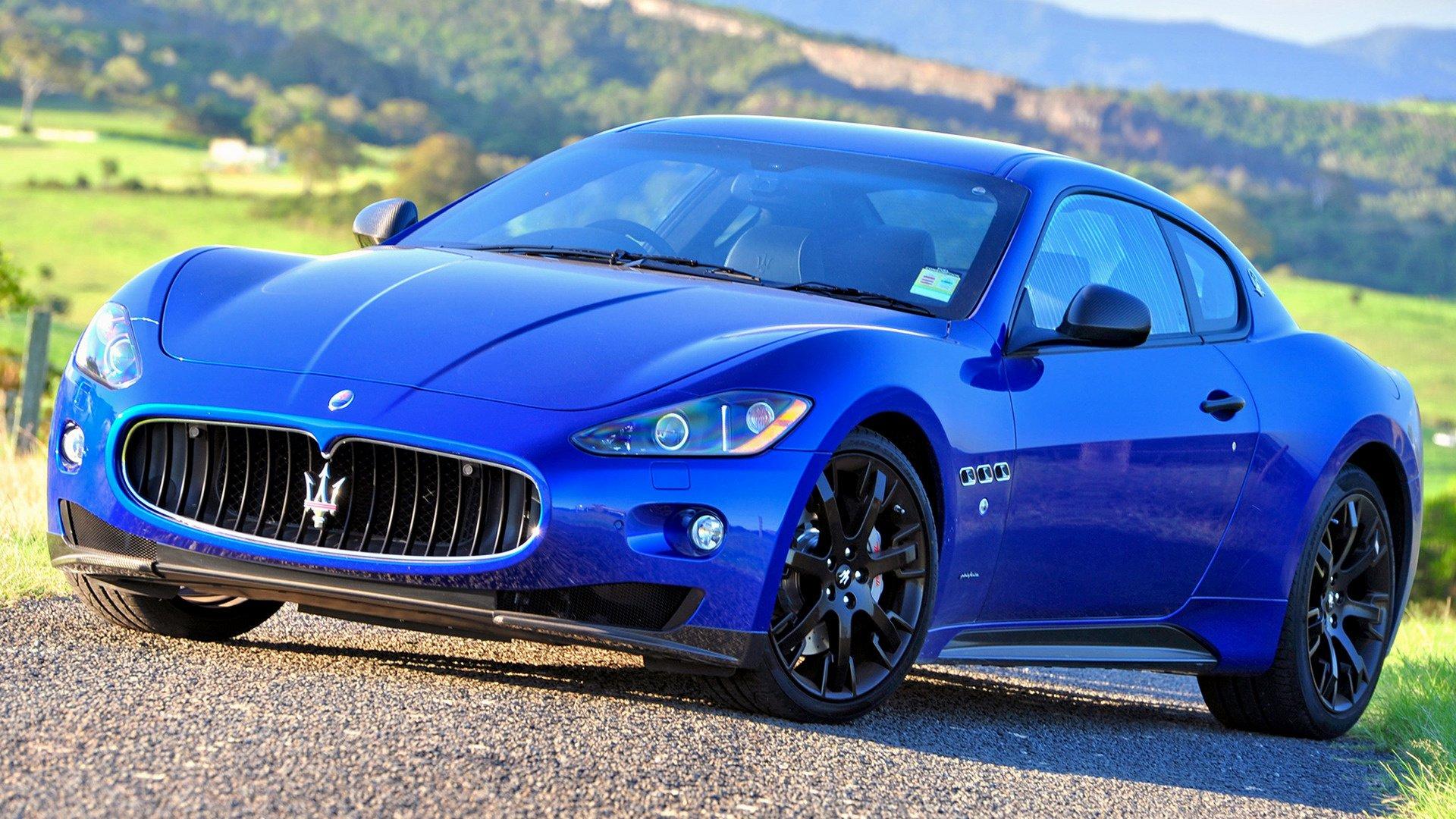 2009 Maserati GranTurismo S MC Sport Line HD Wallpaper ...