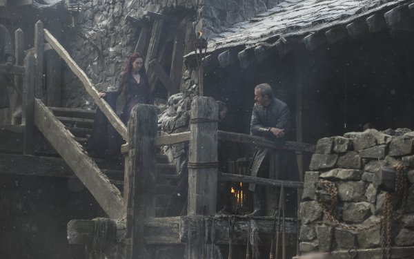 TV Show Game Of Thrones Melisandre Stannis Baratheon Carice van Houten Stephen Dillane HD Wallpaper   Background Image