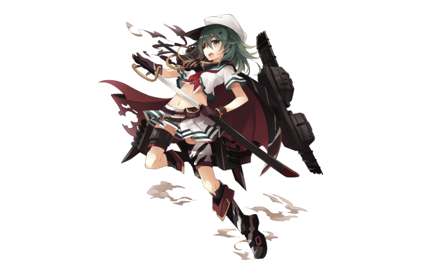 Anime Kantai Collection Kiso HD Wallpaper | Background Image