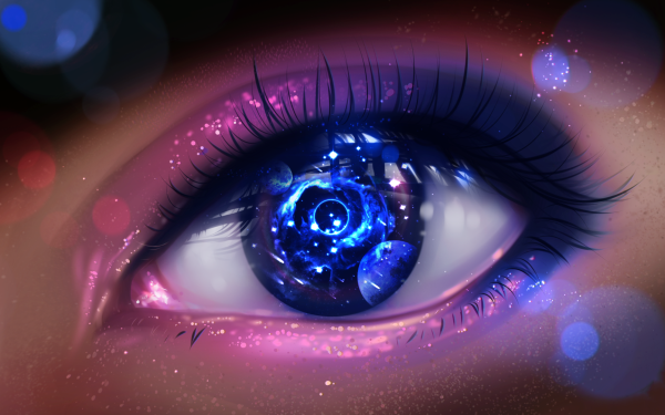 Artistic Eye HD Wallpaper   Background Image