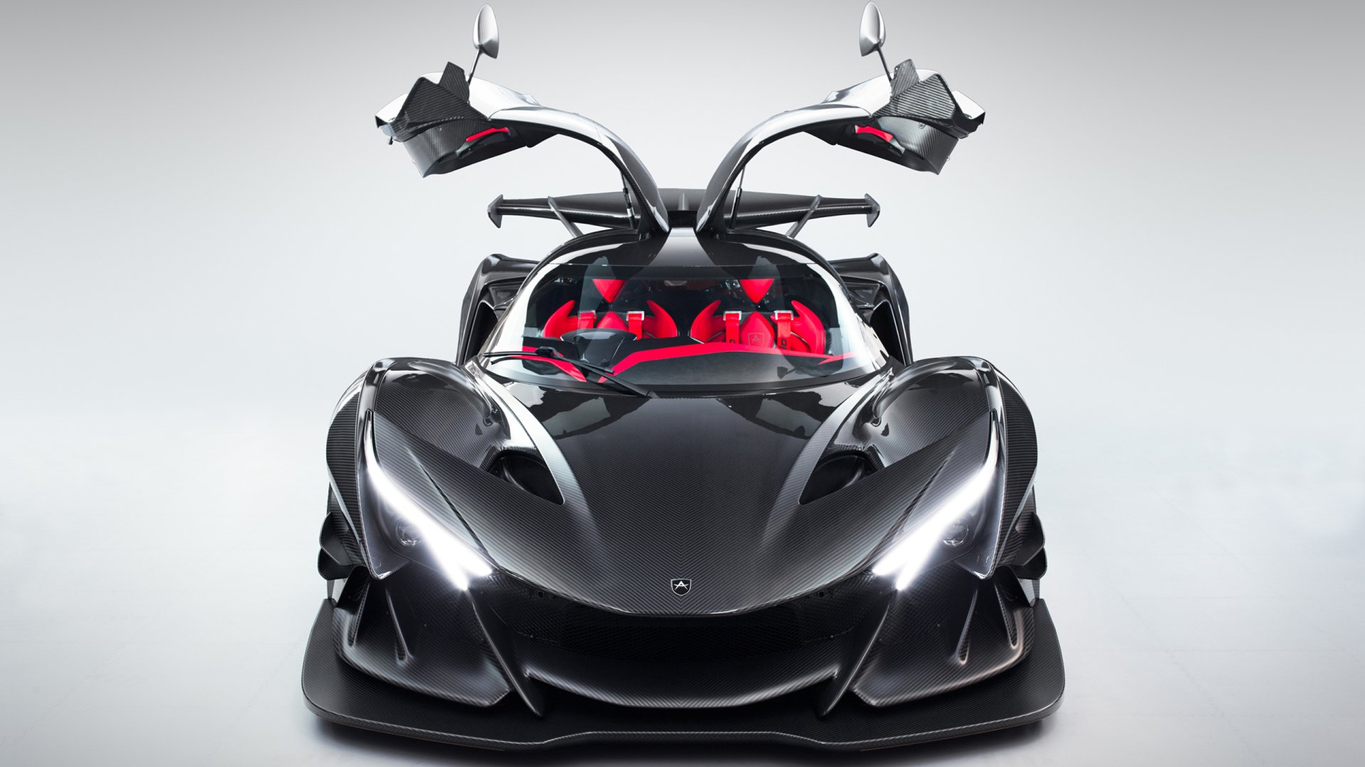 Vehicles - Apollo IE  Hypercar Wallpaper