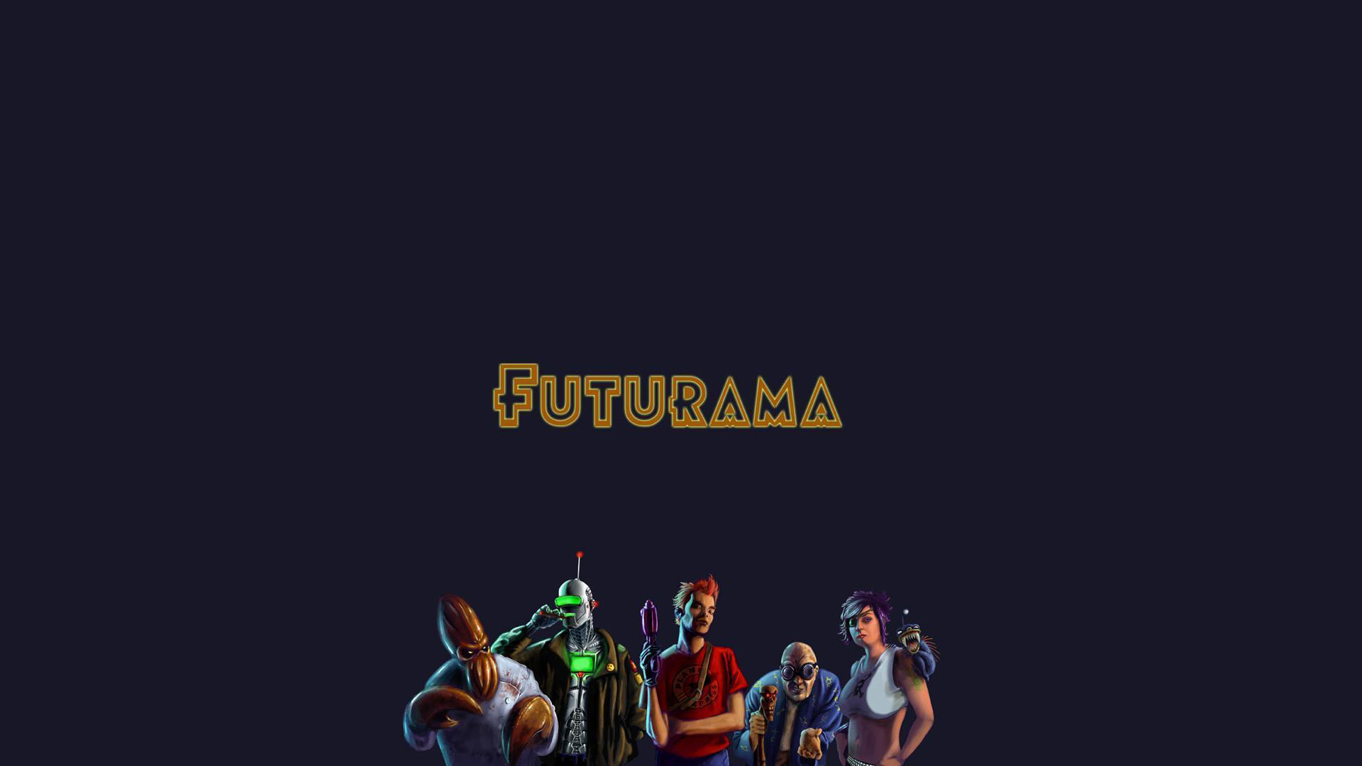 TV Show - Futurama Wallpaper