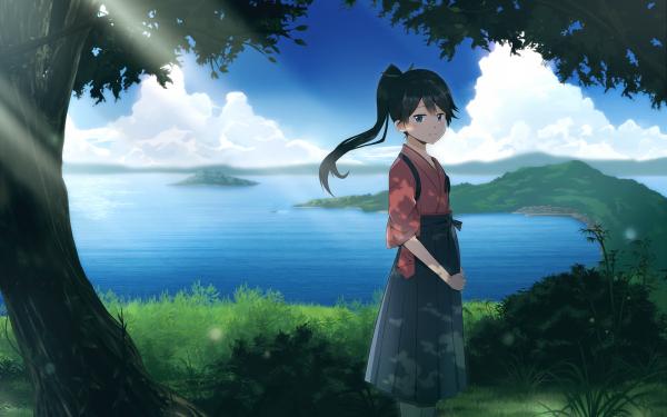 Anime Kantai Collection Houshou HD Wallpaper   Background Image
