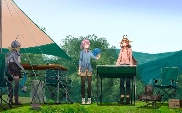 Anime Kantai Collection Kongou Kiyoshimo Shiranui HD Wallpaper | Background Image