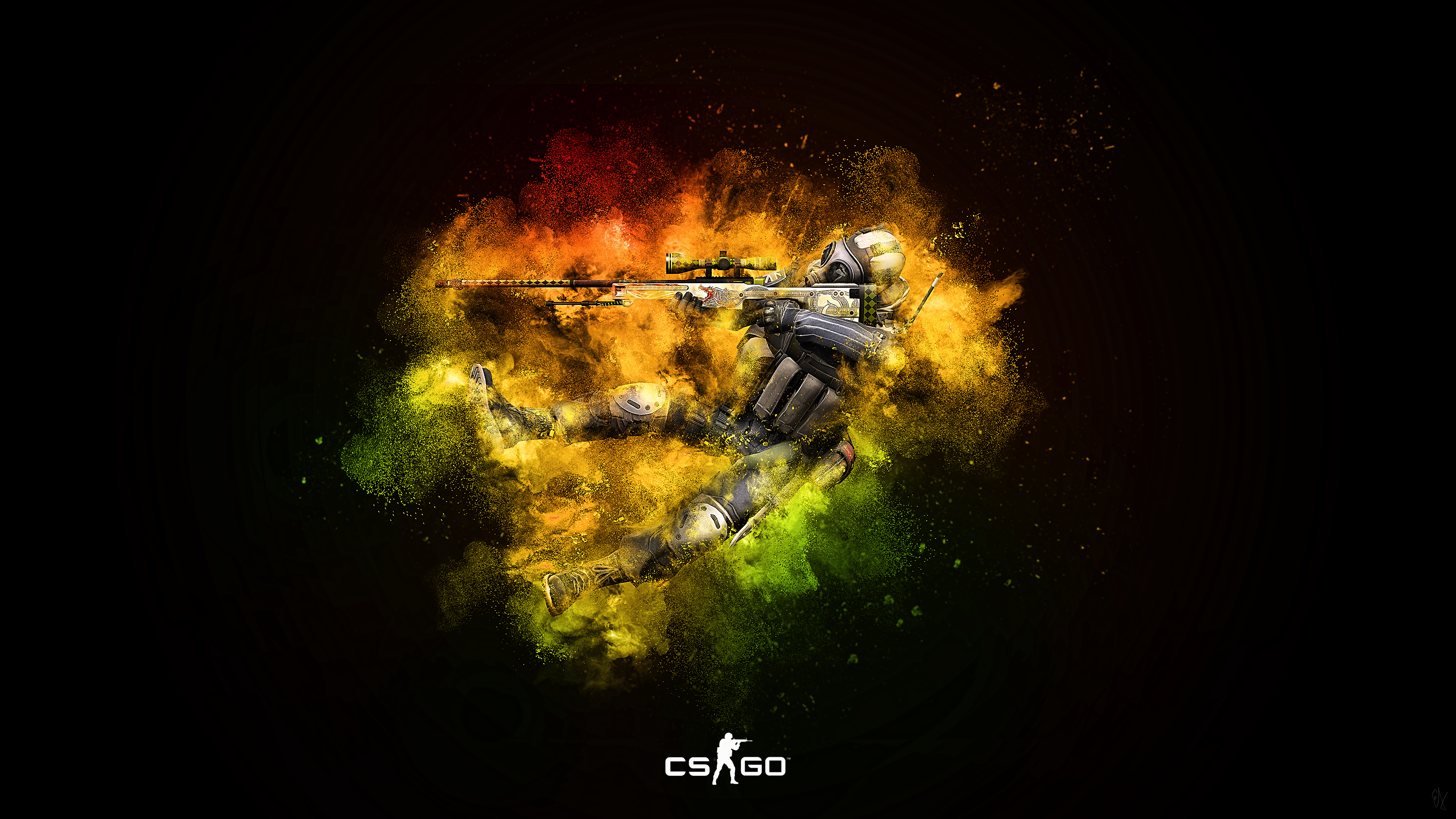 Imagine Csgo Wallpaper 4k Ultra Hd обои фон