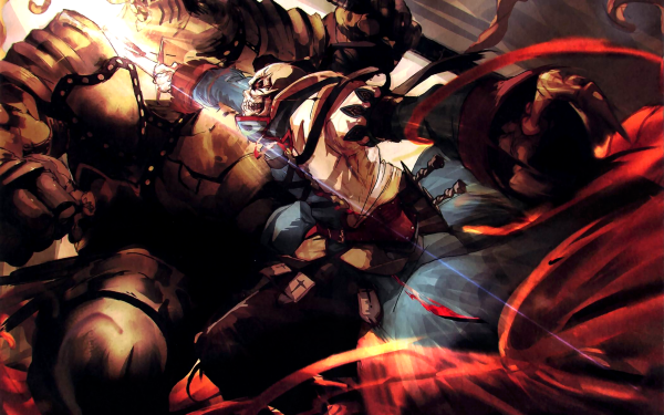 Anime Overlord HD Wallpaper   Background Image