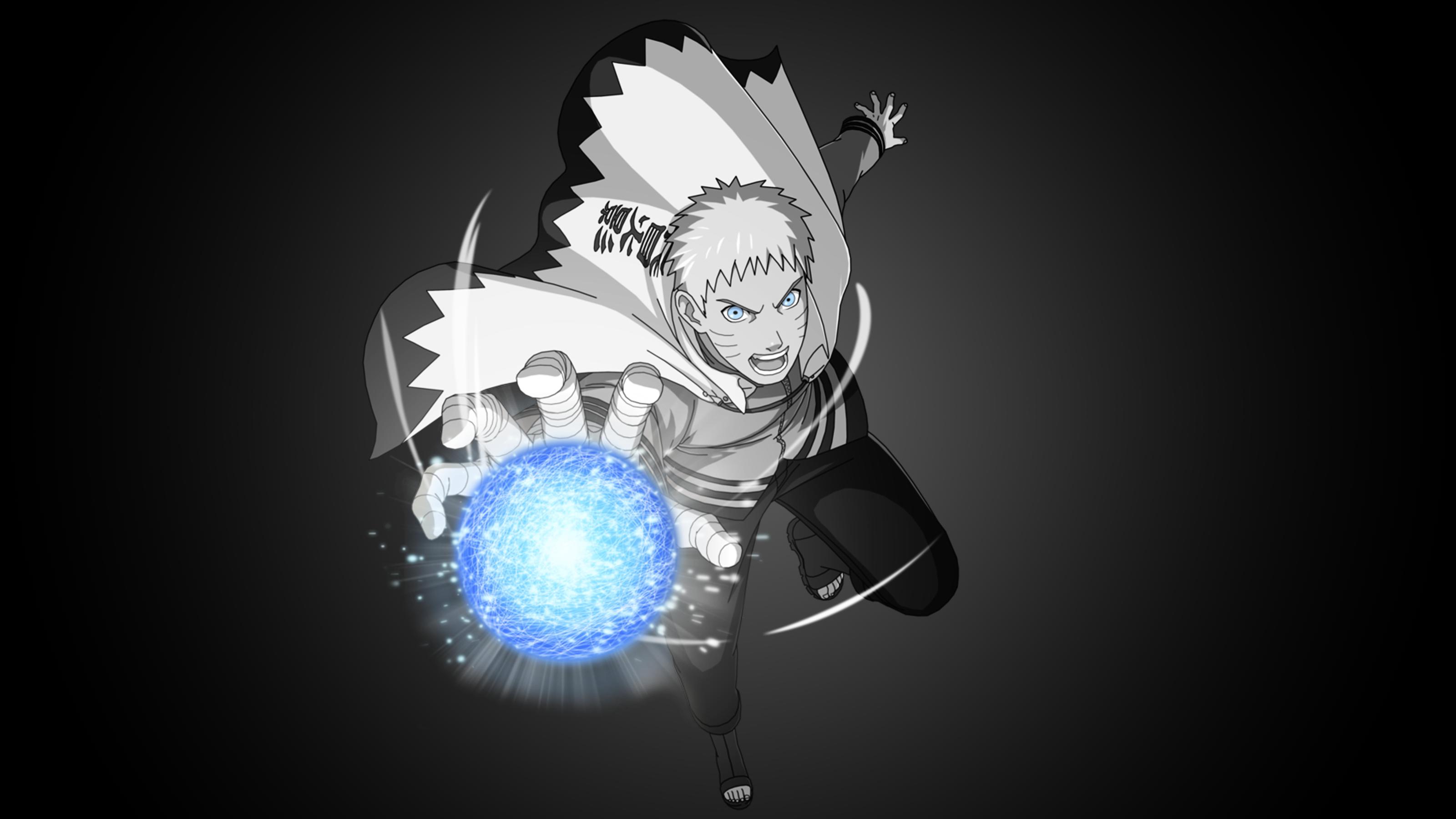 Naruto Rasengan Full HD Wallpaper And Background Image