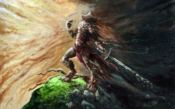 Dark - Warrior Wallpapers and Backgrounds ID : 89942
