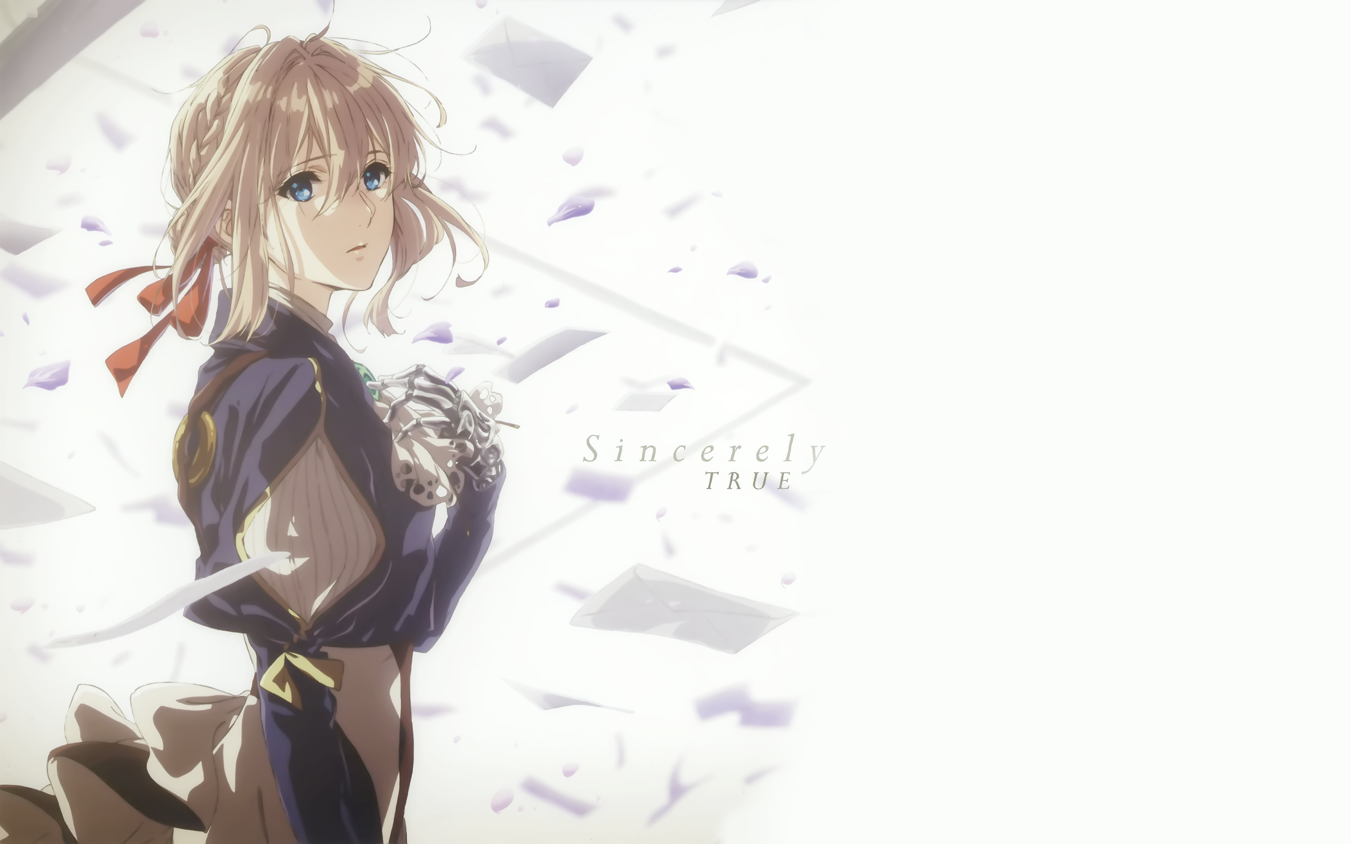383 Violet Evergarden Hd Wallpapers Background Images
