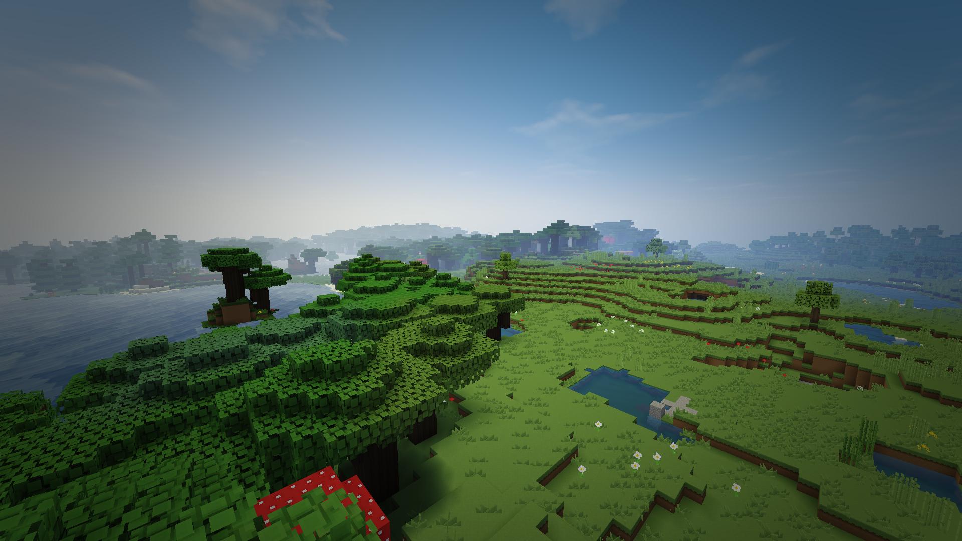 Video Game - Minecraft  Wallpaper