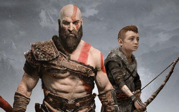 Video Game God of War (2018) God of War Kratos HD Wallpaper   Background Image