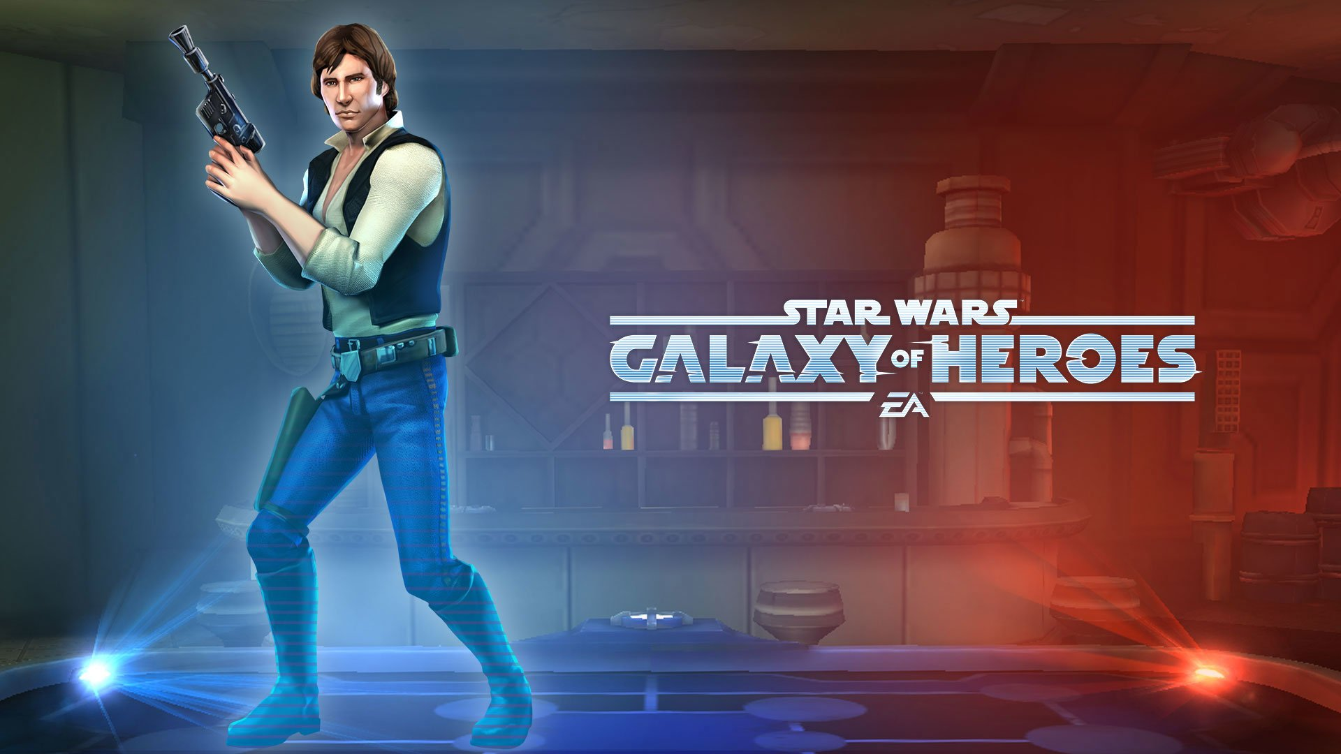 Star Wars Galaxy Of Heroes Hd Wallpaper Background Image 1920x1080 Id 901269 Wallpaper Abyss