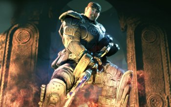 Компьютерная игра - Gears Of War 2 Wallpapers and Backgrounds ID : 90382