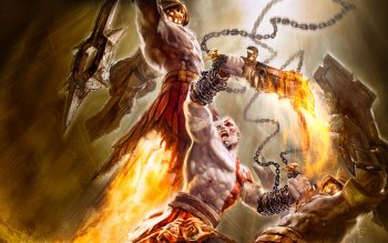 Video Game - God Of War III Wallpapers and Backgrounds ID : 90390