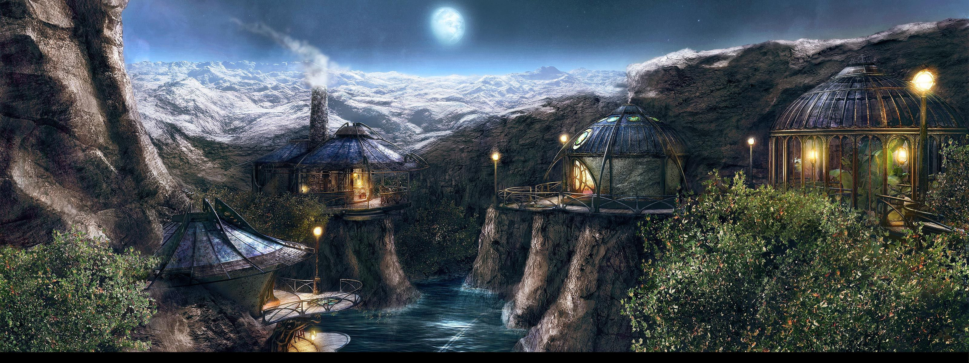 Myst Full HD Wallpaper And Background Image