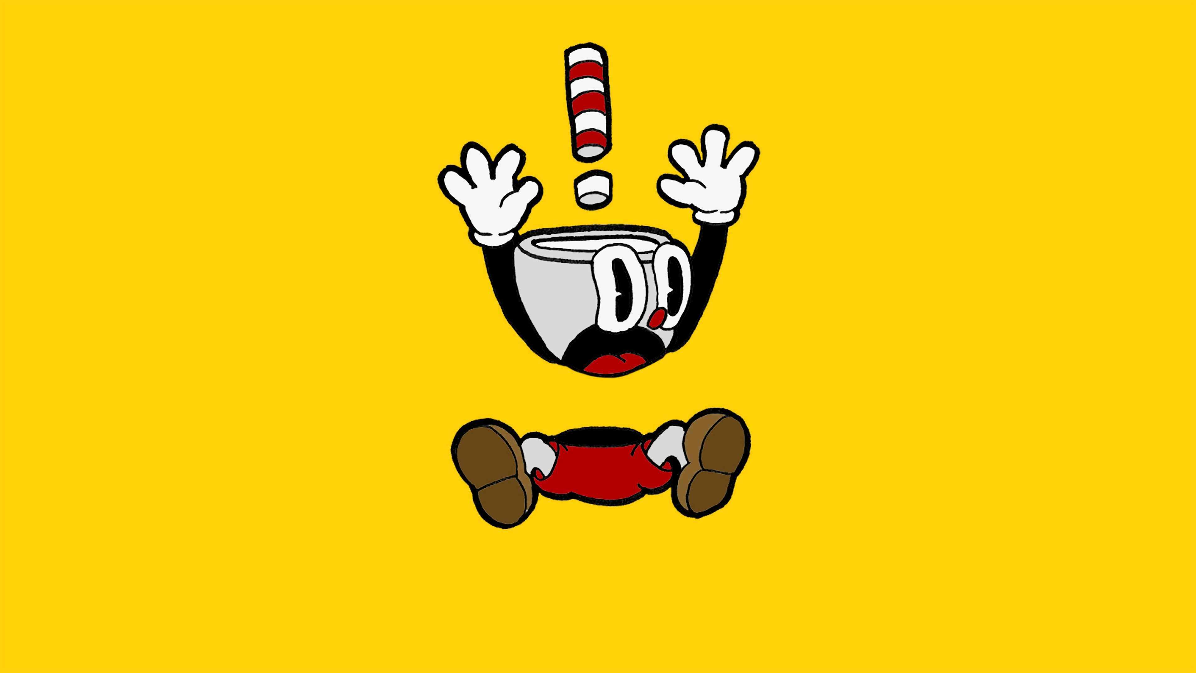 Cuphead 4k Ultra HD Wallpaper