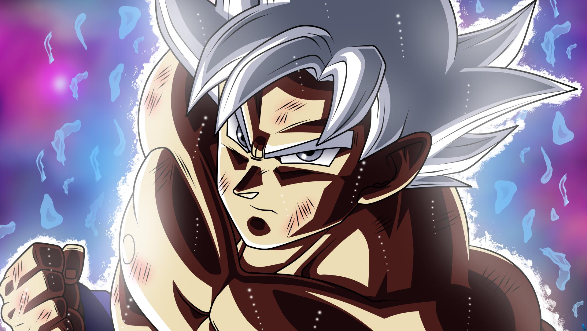 Anime - Dragon Ball Super  Goku Ultra Instinct (Dragon Ball) Wallpaper
