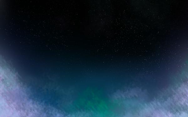 Artistic Sky Stars Night Dark HD Wallpaper   Background Image