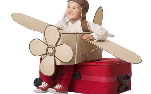 Photographie Enfant Aviator Helmet Smile Little Boy Fond d'écran HD   Image
