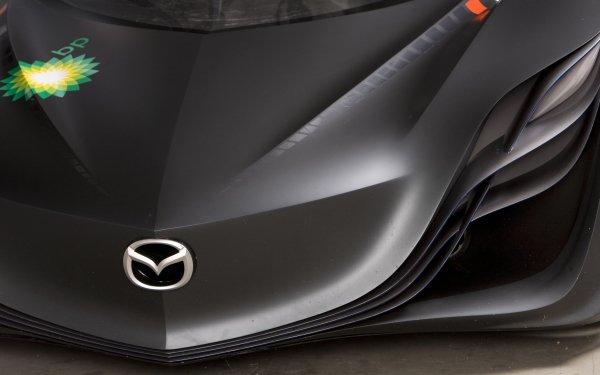 Vehicles Mazda Furai Mazda Car Concept Car Sport Car HD Wallpaper | Background Image