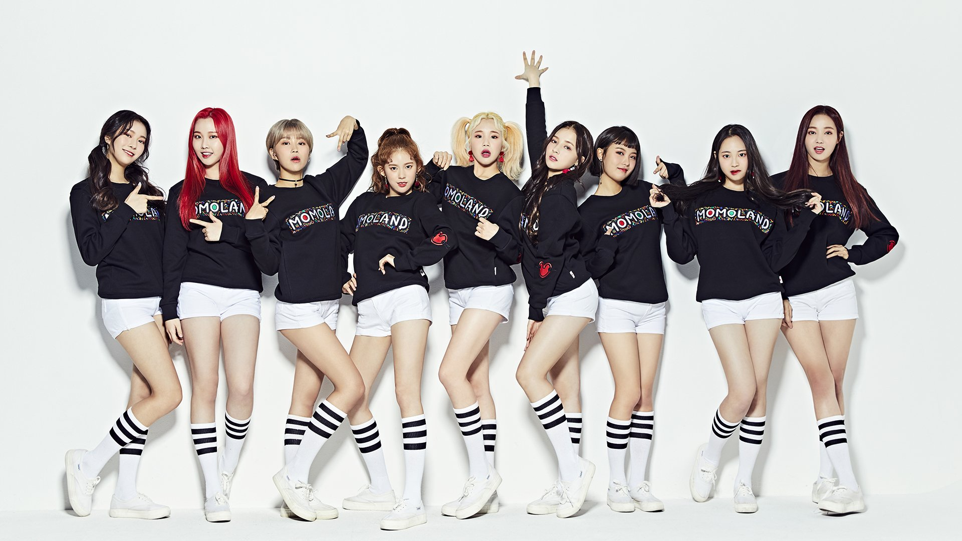 4 Momoland Hd Wallpapers Background Images Wallpaper Abyss