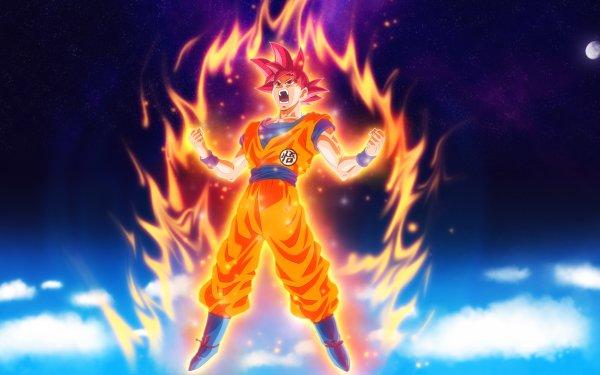 Anime Dragon Ball Z Dragon Ball Goku Dragon Ball Super Super Saiyan Rage Fond d'écran HD | Arrière-Plan