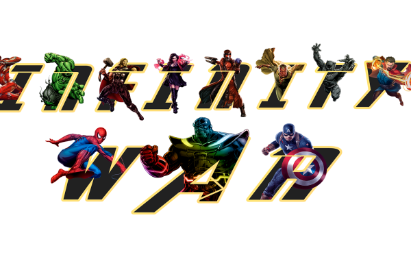 Comics Avengers: Infinity wars Marvel Comics Spider-Man Thanos Captain America Black Panther Vision Star Lord Thor Hulk Iron Man Avengers: Infinity War Scarlet Witch Doctor Strange HD Wallpaper | Background Image