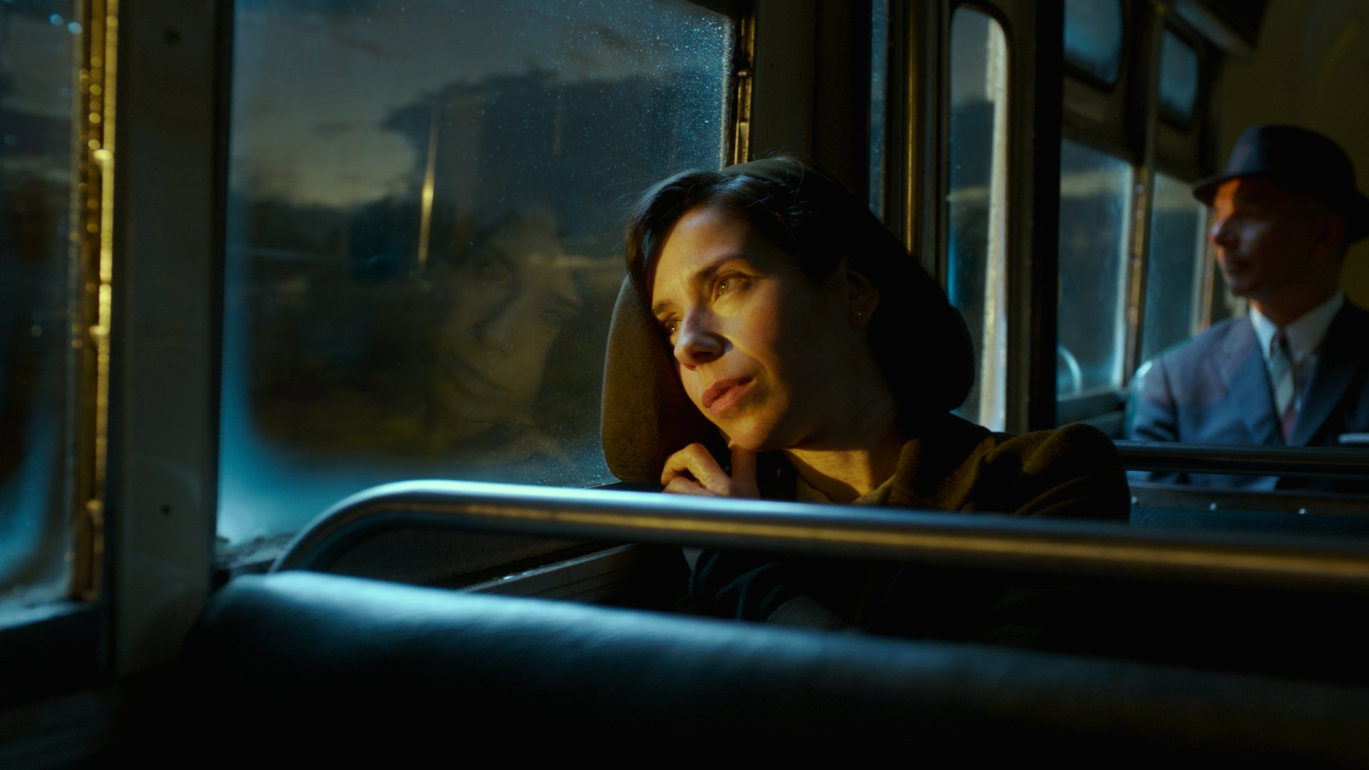 电影 - The Shape of Water  Sally Hawkins 壁纸