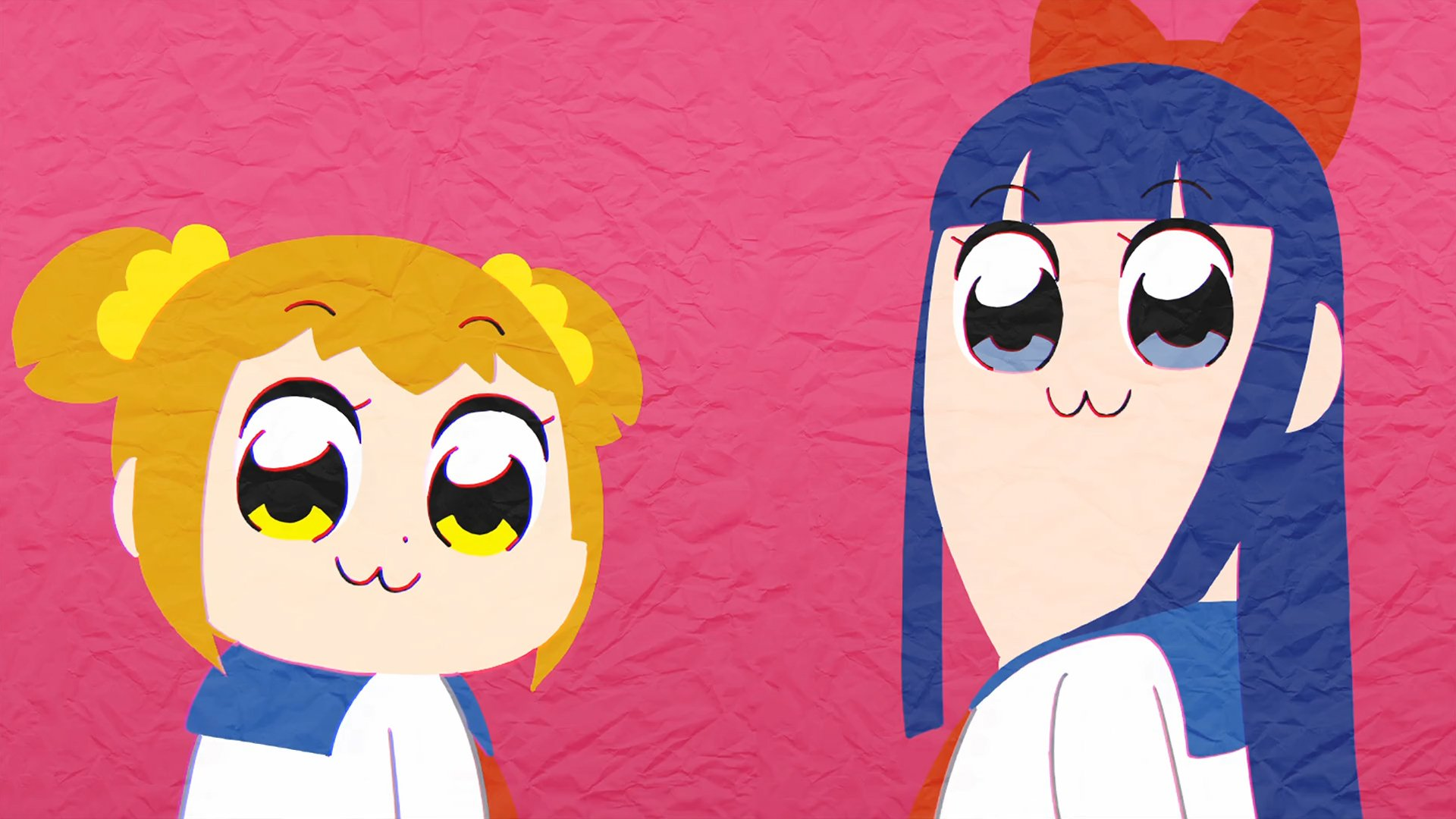 Pop Team Epic HD Wallpaper