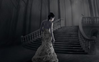 Women - Gothic Wallpapers and Backgrounds ID : 90702